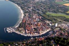 Schleswig Holstein von oben