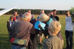 Segelfliegerlager in Neustadt-Glewe 2014
