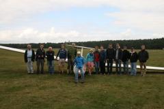 Segelfliegerlager in Neustadt-Glewe 2015